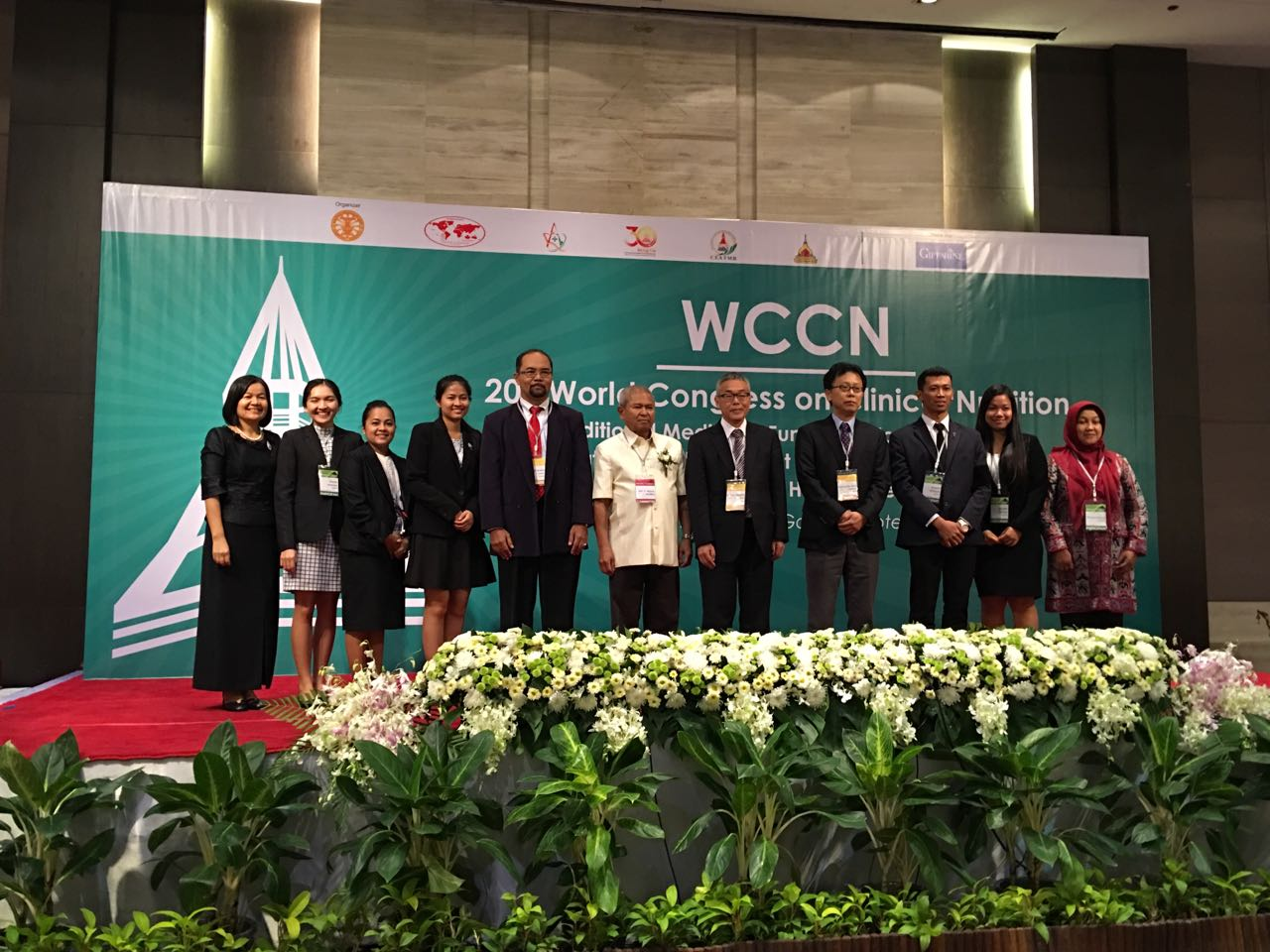 20th World Congress on Clinical Nutrition Bangkok